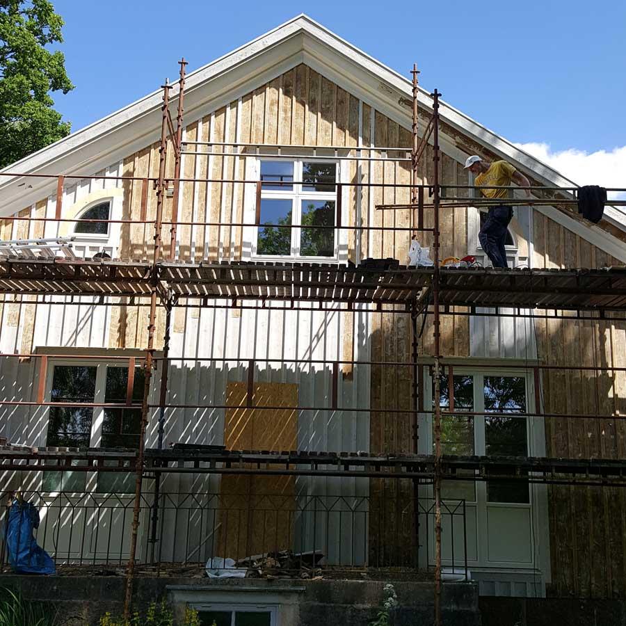 Byggfirma Växjö